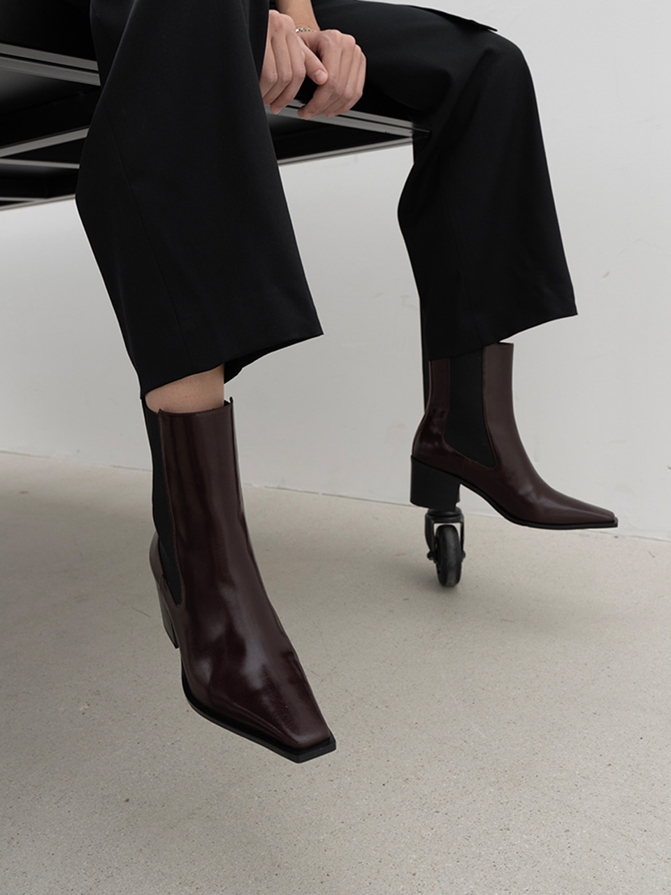 WESTERN CHELSEA BOOTS[C0F10 WN]