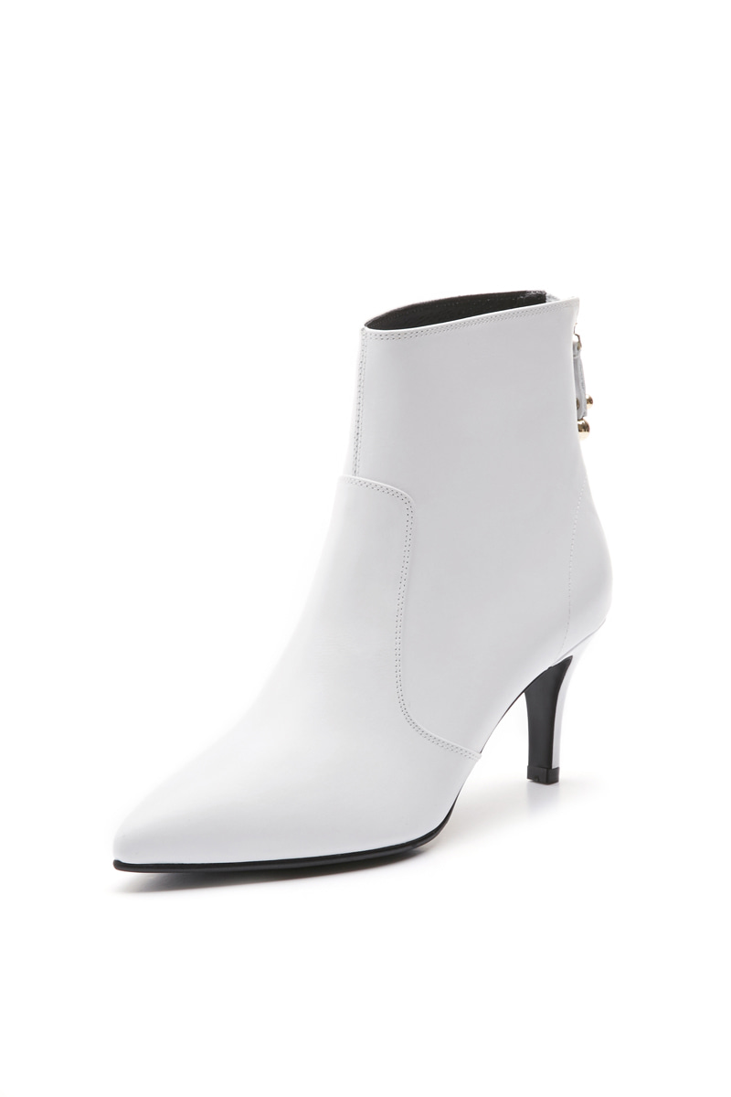 DROP ANKLE BOOTS [WT]