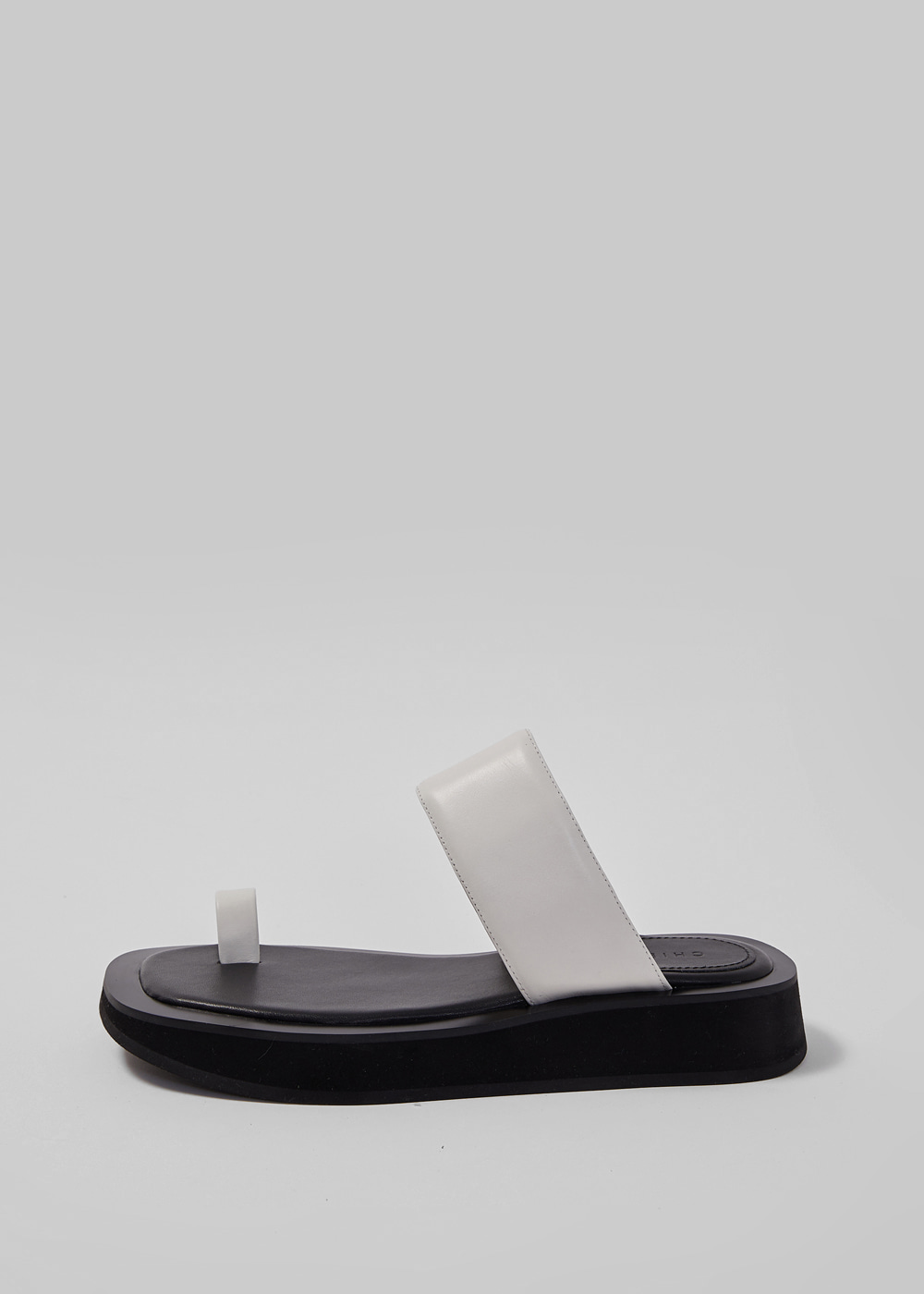 DOUBLE BAND SANDAL [C1S04 WT]