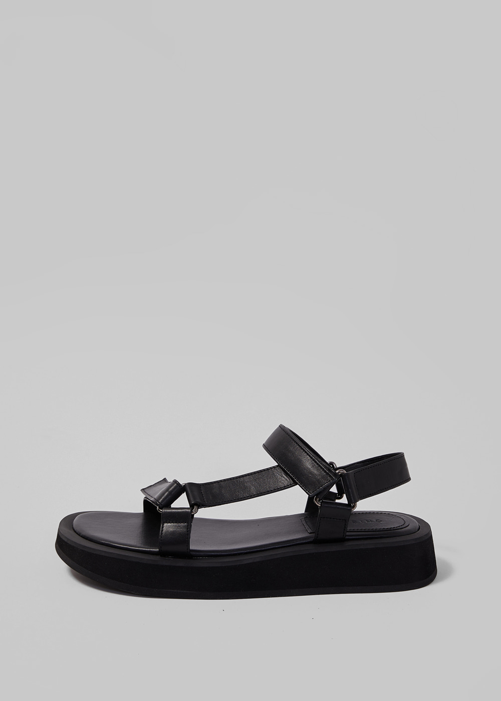 GO-OUT SANDAL [C1S06 BK]